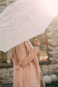 Vihmavari naistele Loven design