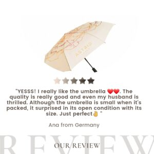 feedback loven umbrella